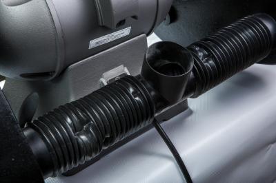 IBG-12 Профессиональный станок для заточки и правки инструмента (точило)