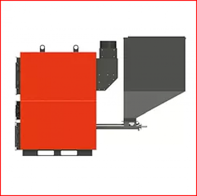 Автоматические твердотопливные котлы Vulkan Max-Duo 350-800 кВт.
