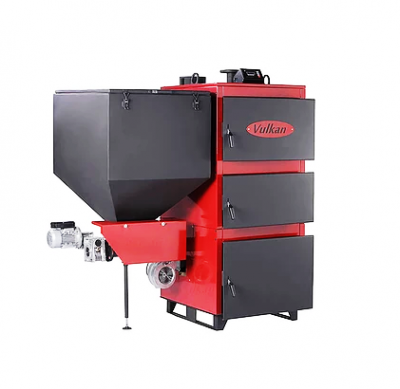 Автоматические пеллетно-угольные котлы EKO-MAX 135-308 кВт
