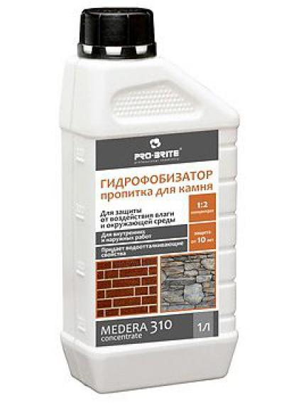 Medera 310 Concentrate Гидрофобизатор-пропитка для камня. Для наружных и внутренних работ. Концентрат 1:3