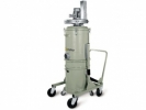 Система стружкоудаления для алюминия, стали и  ПВХ для очистки рабочих поверхностей станков. EMMEGI MG 2 - T