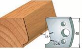 Комплекты ножей и ограничителей серии 690/691 #038
