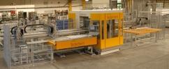 Автоматический многофункциональный центр для  комплексной обработки оконных и дверных профилей из ПВХ Federhenn SBZ - 150 G