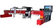 Переносная машина с ЧПУ для термической резки металла портального типа SDYQ3000х9000