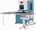 Автоматический углозачистной станок для пвх окон Yilmaz CNC 608-610