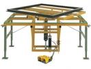 Подъемно-вращающийся монтажный стол Urban HD 2500