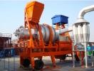 Мобильный асфальтобетонный завод прицепного типа Vektor 40 (дизельный)