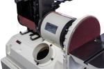 JSG-96 Тарельчато-ленточный шлифовальный станок