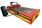 Переносная машина с ЧПУ для термической резки металла настольного типа TS2000х3000