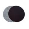Шлифовальный круг 200 мм 80 G чёрный ( JSG-233A-M)